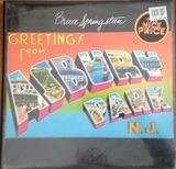 Greetings From Asbury Park, N. J. - Bruce Springsteen