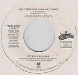 Can't Stop This Thing We Started  /  This Time - Bryan Adams