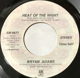 Heat Of The Night / Victim Of Love - Bryan Adams