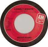 Lonely Nights / Don't Look Now - Bryan Adams