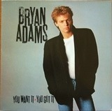 You Want It, You Got It - Bryan Adams