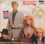 My Camera Never Lies / What Am I Gonna Do - Bucks Fizz