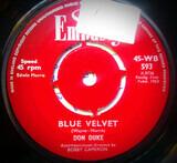 Shindig / Blue Velvet - Bud Ashton And His Group / Don Duke