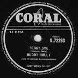 Peggy Sue / Everyday - Buddy Holly