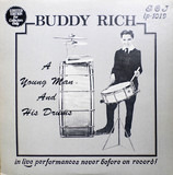A Young Man And His Drums - Buddy Rich