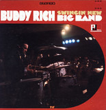 Swingin' New Big Band - Buddy Rich