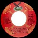 Why Don't You Haul Off And Love Me / Big Ten Inch Record - Bull Moose Jackson