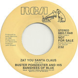 Zat You Santa Claus - Buster Poindexter And His Banshees Of Blue