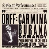 Carmina Burana - Carl Orff - André Previn With The London Symphony Orchestra