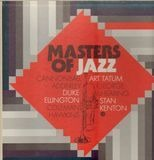 Masters Of Jazz Vol. 1-6 - Cannonball Adderley, George Shearing, Art Tatum, a.o.