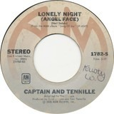 Lonely Night (Angel Face) - Captain And Tennille