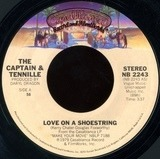 Love On A Shoestring / How Can You Be So Cold - Captain And Tennille