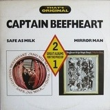Safe As Milk / Mirror Man - Captain Beefheart