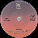 Run Back - Carl Douglas