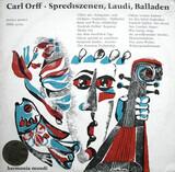 Sprechszenen, Laudi, Balladen (Musica Poetica 10 - Orff Schulwerk) - Carl Orff / Gunild Keetman