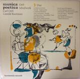 Dur: Dominanten (Musica Poetica 3 - Orff-Schulwerk) - Carl Orff / Gunild Keetman