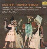 Carmina Burana,, Jochum, Deutsche Oper Berlin - Carl Orff