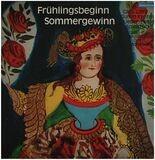 Frühlingsbeginn - Sommergewinn - Carl Orff / Gunild Keetman