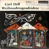 Weihnachtsgeschichte - Carl Orff