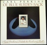 Ol' Blue Suede's Back - Carl Perkins