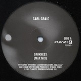 Darkness / Angel - Carl Craig
