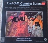 Carmina Burana / Cantiones Profanae - Carl Orff - The Philadelphia Orchestra / Eugene Ormandy