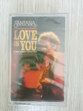 Love Is You A Love Songs Collection - Carlos Santana