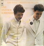 Love Devotion Surrender - Carlos Santana & John McLaughlin