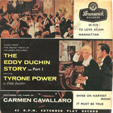 The Eddy Duchin Story - Part 1 - Carmen Cavallaro And The Columbia Pictures Orchestra