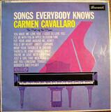 Songs Everybody Knows - Carmen Cavallaro