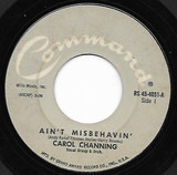 Ain't Misbehavin' / When You're Smiling - Carol Channing
