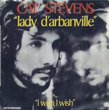 Lady D'Arbanville / I Wish, I Wish - Cat Stevens