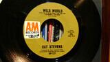 Wild World / Miles From Nowhere - Cat Stevens