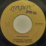 Malaguena / Breeze And I - Caterina Valente w / Werner Müller