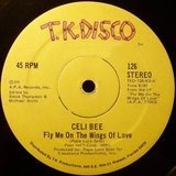 Fly Me On The Wings Of Love / For The Love Of My Man - Celi Bee