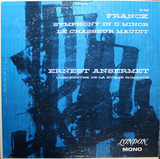 Symphony In D Minor /  Le Chasseur Maudit - Franck