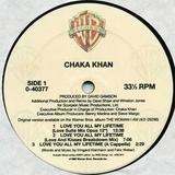 Love You All My Lifetime - Chaka Khan