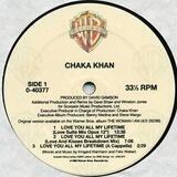 Love You All My Lifetime - Chaka Khan