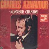 Monsieur Chanson - Charles Aznavour