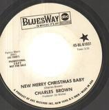 New Merry Christmas Baby - Charles Brown