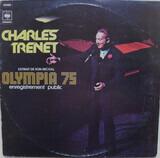 Olympia 75 - Charles Trenet