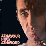 Aznavour Sings Aznavour - Charles Aznavour