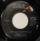 love on a blue rainy day - Charley Pride
