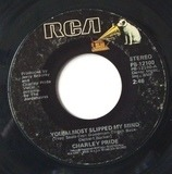 You Almost Slipped My Mind - Charley Pride