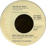 She Called Me Baby - Charlie Rich