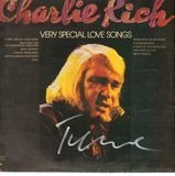 Very Special Love Songs - Charlie Rich