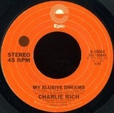 My Elusive Dreams / Whatever Happened - Charlie Rich