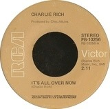 It's All Over Now / Big Jack - Charlie Rich