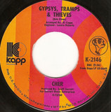 Gypsys, Tramps & Thieves / He'll Never Know - Cher
