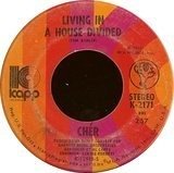 Living In A House Divided / One Honest Man - Cher